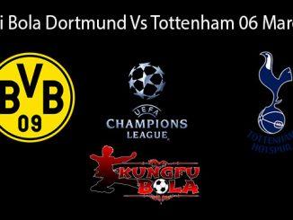 Prediksi Bola Dortmund Vs Tottenham 06 Maret 2019