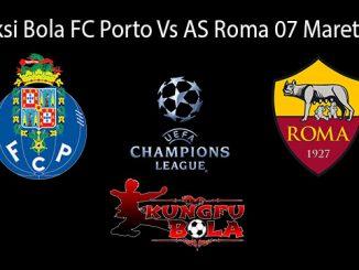 Prediksi Bola FC Porto Vs AS Roma 07 Maret 2019