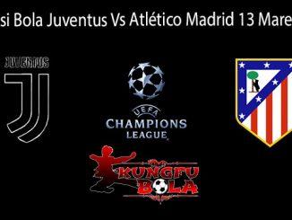 Prediksi Bola Juventus Vs Atlético Madrid 13 Maret 2019