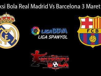 Prediksi Bola Real Madrid Vs Barcelona 3 Maret 2019