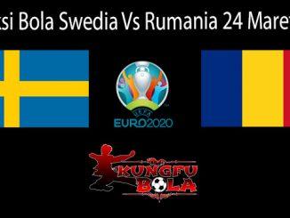 Prediksi Bola Swedia Vs Rumania 24 Maret 2019