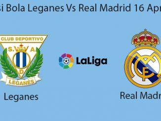 Prediksi Bola Leganes Vs Real Madrid 16 April 2019