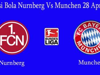 Prediksi Bola Nurnberg Vs Munchen 28 April 2019