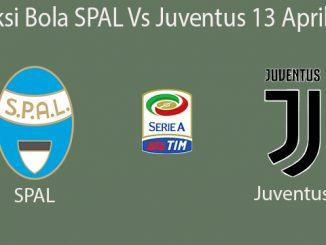 Prediksi Bola SPAL Vs Juventus 13 April 2019