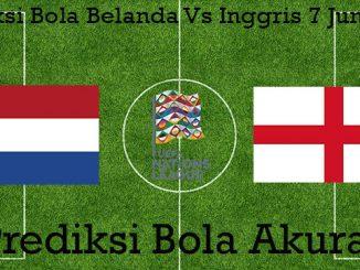 Prediksi Bola Belanda Vs Inggris 7 Juni 2019
