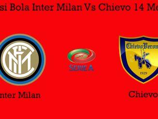 Prediksi Bola Inter Milan Vs Chievo 14 Mei 2019
