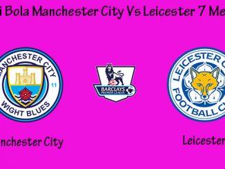 Prediksi Bola Manchester City Vs Leicester 7 Mei 2019