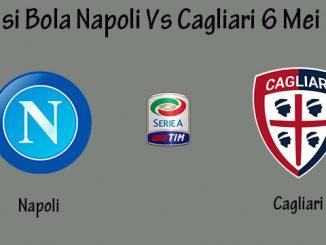 Prediksi Bola Napoli Vs Cagliari 6 Mei 2019