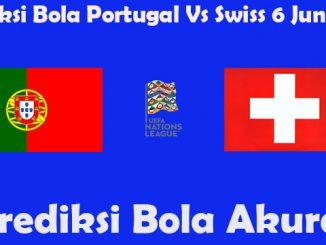 Prediksi Bola Portugal Vs Swiss 6 Juni 2019