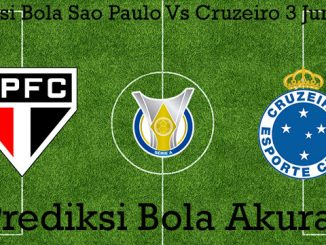 Prediksi Bola Sao Paulo Vs Cruzeiro 3 Juni 2019