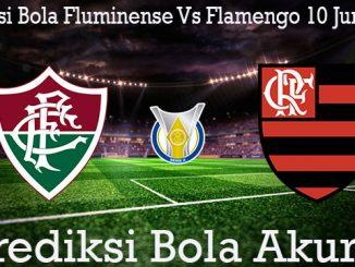 Prediksi Bola Fluminense Vs Flamengo 10 Juni 2019
