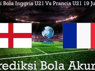Prediksi Bola Inggris U21 Vs Prancis U21 19 Juni 2019