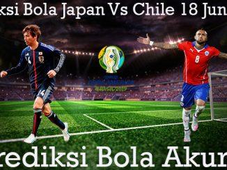 Prediksi Bola Japan Vs Chile 18 Juni 2019