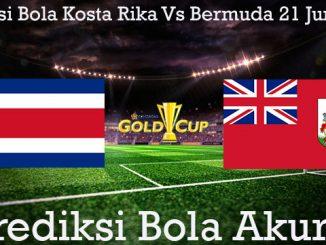Prediksi Bola Kosta Rika Vs Bermuda 21 Juni 2019