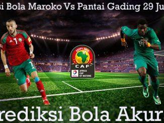 Prediksi Bola Maroko Vs Pantai Gading 29 Juni 2019