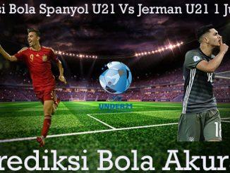 Prediksi Bola Spanyol U21 Vs Jerman U21 1 Juli 2019