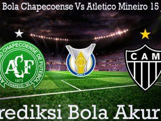 Prediksi Bola Chapecoense Vs Atletico Mineiro 15 Juli 2019