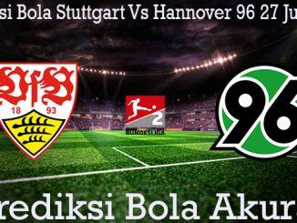 Prediksi Bola Stuttgart Vs Hannover 96 27 Juli 2019