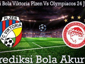 Prediksi Bola Viktoria Plzen Vs Olympiacos 24 Juli 2019