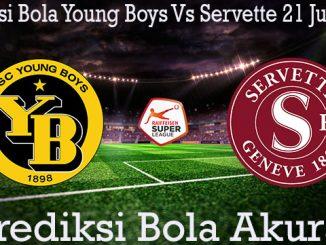 Prediksi Bola Young Boys Vs Servette 21 Juli 2019