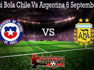 Prediksi Bola Chile Vs Argentina 6 September 2019