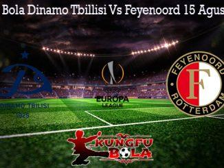 Prediksi Bola Dinamo Tbillisi Vs Feyenoord 15 Agustus 2019
