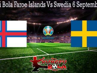 Prediksi Bola Faroe Islands Vs Swedia 6 September 2019
