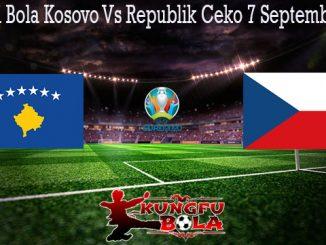 Prediksi Bola Kosovo Vs Republik Ceko 7 September 2019