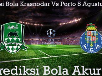 Prediksi Bola Krasnodar Vs Porto 8 Agustus 2019