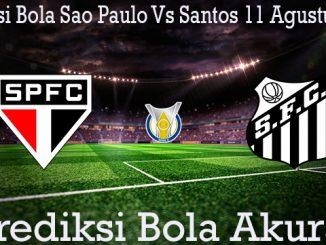 Prediksi Bola Sao Paulo Vs Santos 11 Agustus 2019