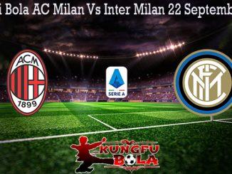 Prediksi Bola AC Milan Vs Inter Milan 22 September 2019