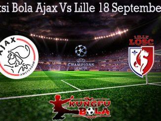 Prediksi Bola Ajax Vs Lille 18 September 2019