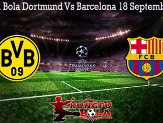 Prediksi Bola Dortmund Vs Barcelona 18 September 2019