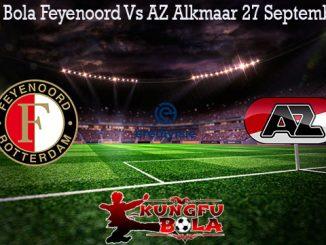 Prediksi Bola Feyenoord Vs AZ Alkmaar 27 September 2019