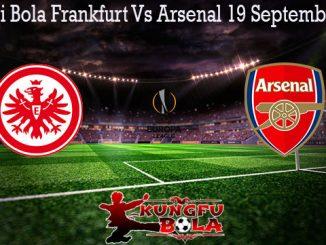 Prediksi Bola Frankfurt Vs Arsenal 19 September 2019