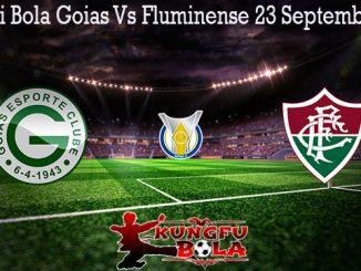Prediksi Bola Goias Vs Fluminense 23 September 2019