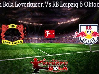 Prediksi Bola Leverkusen Vs RB Leipzig 5 Oktober 2019