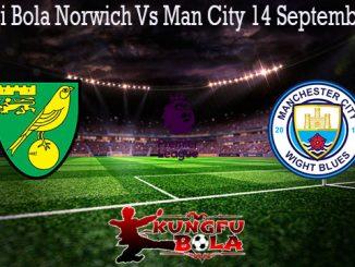 Prediksi Bola Norwich Vs Man City 14 September 2019