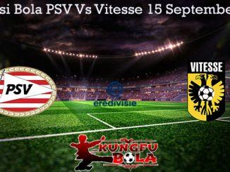 Prediksi Bola PSV Vs Vitesse 15 September 2019