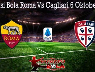 Prediksi Bola Roma Vs Cagliari 6 Oktober 2019