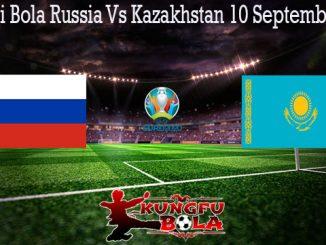 Prediksi Bola Russia Vs Kazakhstan 10 September 2019