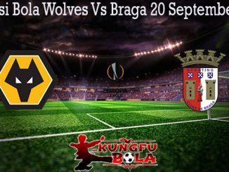 Prediksi Bola Wolves Vs Braga 20 September 2019