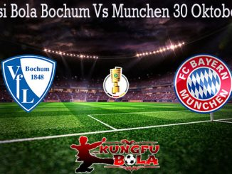 Prediksi Bola Bochum Vs Munchen 30 Oktober 2019