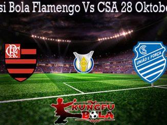 Prediksi Bola Flamengo Vs CSA 28 Oktober 2019