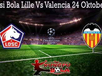 Prediksi Bola Lille Vs Valencia 24 Oktober 2019
