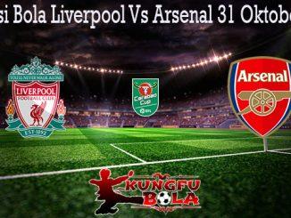 Prediksi Bola Liverpool Vs Arsenal 31 Oktober 2019