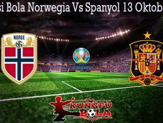 Prediksi Bola Norwegia Vs Spanyol 13 Oktober 2019