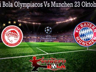 Prediksi Bola Olympiacos Vs Munchen 23 Oktober 2019