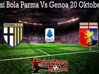 Prediksi Bola Parma Vs Genoa 20 Oktober 2019