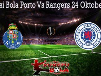 Prediksi Bola Porto Vs Rangers 24 Oktober 2019